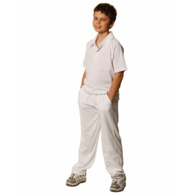 Picture of Kids CoolDry Polyester Cricket Pants