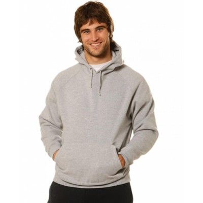 Picture of Mens Close Front Fleecy Hoodie