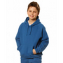 Kids Close Front Fleecy Hoodie