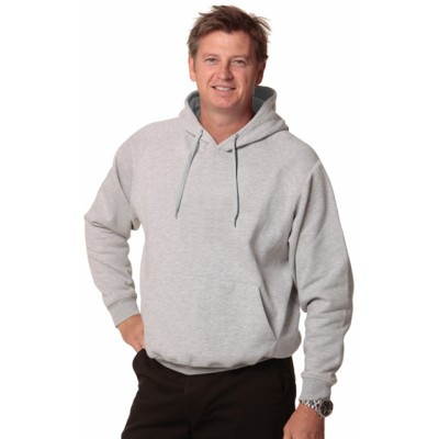 Picture of Unisex Close Front Fleecy Hoodie