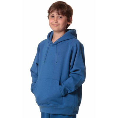 Picture of Kids Unisex Close Front Fleecy Hoodie