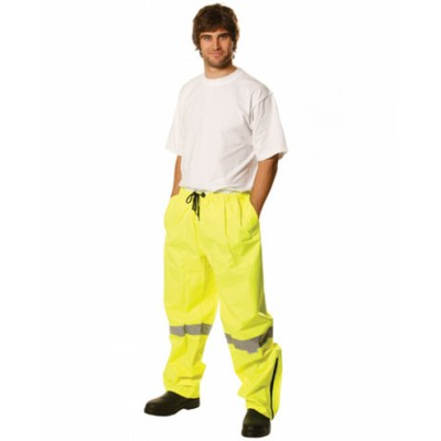 Picture of High Visibility Safety Pants with 3M Ref