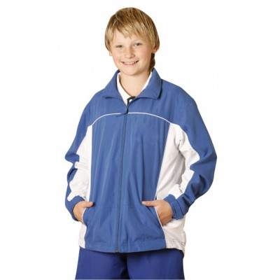 Picture of Kids & Kids Warm Up Jacket With Breathab