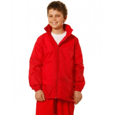 Picture of Kids Outdoor Activities Spray Jacket