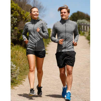 Picture of Adults Seamless Heather Jacket