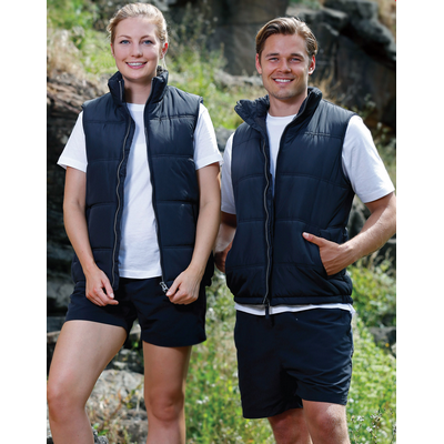 Picture of Adults Heavy Quilted Vest