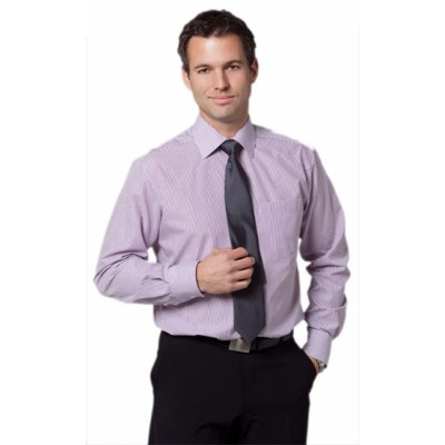 Picture of Mens Balance Stripe Long Sleeve Shirt