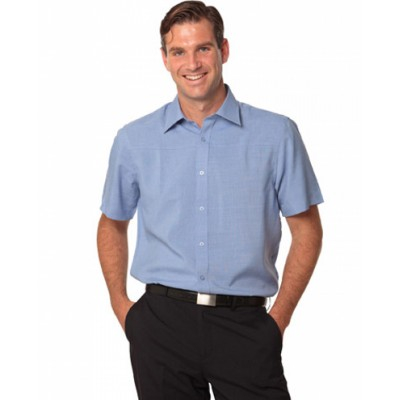 Picture of Mens CoolDry Short Sleeve Shirt