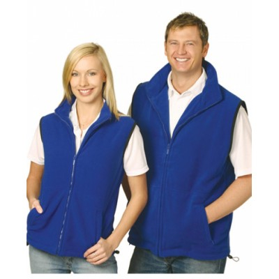 Picture of Unisex Polar Fleece Vest