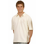 Mens TrueDry Mesh Knit Short Sleeve Cric