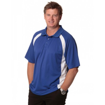 Picture of CoolDry Micro-mesh Short Sleeve Polo 165