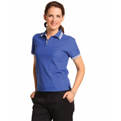 Picture of Ladies TrueDry Pique Short Sleeve Polo