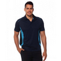 Mens CoolDry Short Sleeve Contrast Polo