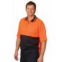 TrueDry Short Sleeve Safety Polo
