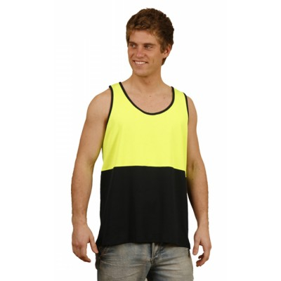 Picture of High Visibility TrueDry Mesh Knit Safety