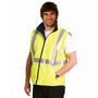High Visibility Two Tone Vest With 3M Re