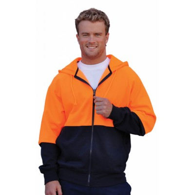 Picture of High Visibility TwoTone Fleecy Hoodie
