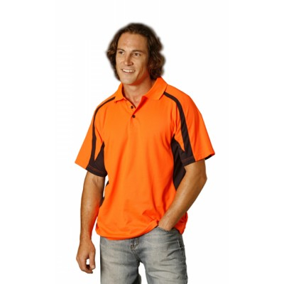 Picture of Mens TrueDry Short Sleeve Safety Polo