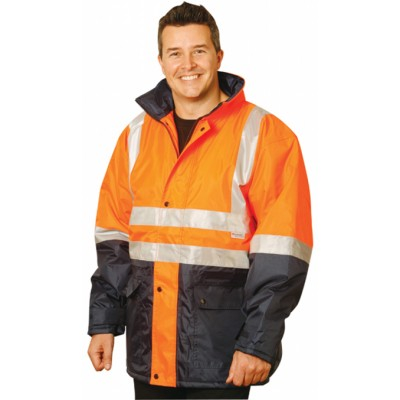 Picture of High Visibility Two Tone Jacket with 3M