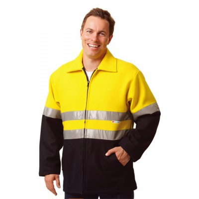 Picture of High Visibility Two Tone Safety Bluey Ja