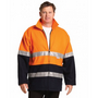 Hi-Vis Two Tone Bluey Safety Jacket with