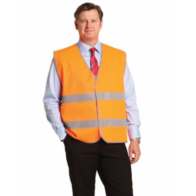 Picture of Hi-Vis Safety Vest With Reflective Tapes