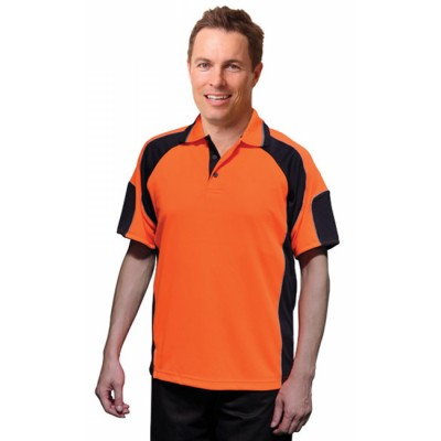 Picture of Mens CoolDry Safety Polo with Underarms
