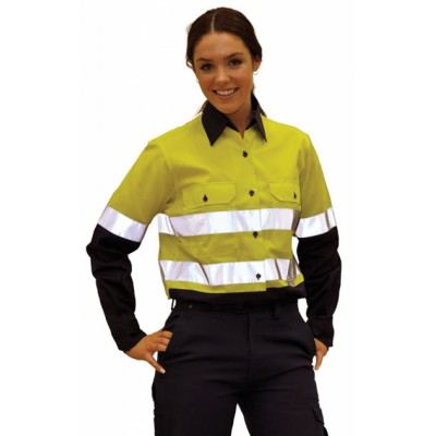 Picture of Ladies High Visibility Cool-Breeze Cotto