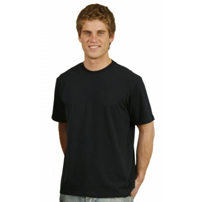 Picture of Mens Cotton Stretch Fitted Tee