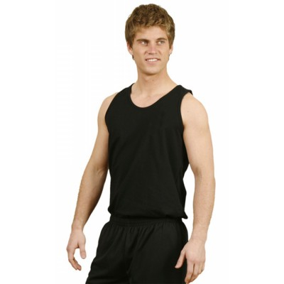 Picture of Mens Cotton Singlet