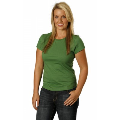 Picture of Ladies Cotton Fashion Tee