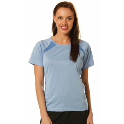 Picture of Ladies CoolDry Athletic Tee Shirt