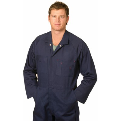 Picture of Mens Cotton Drill Coverall