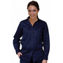 Ladies High Visibility Cotton Twill Safe