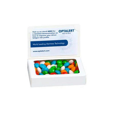Picture of Bizcard box with Chewy fruits (Skittle L