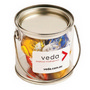 Small PVC Bucket Filled with Lindt Lindo
