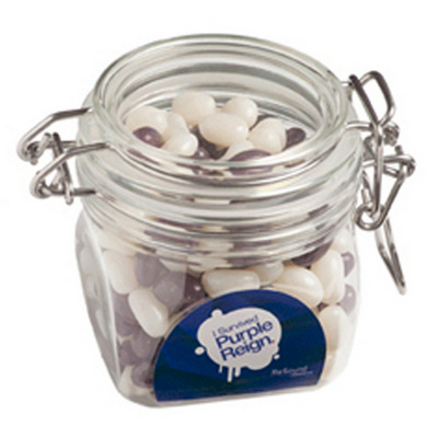 Picture of Jelly Beans in Canister 200G (Corp Colou