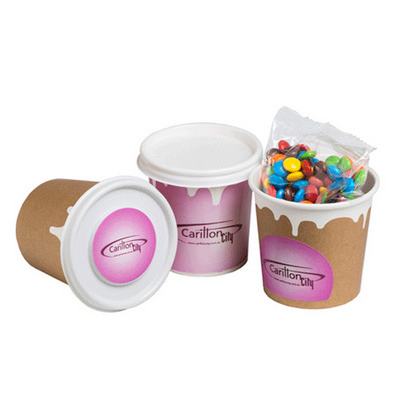 Picture of Coffee Cup Filled with M&Ms 50G