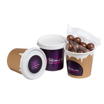 Picture of Coffee Cup Filled with Chocolate Coated