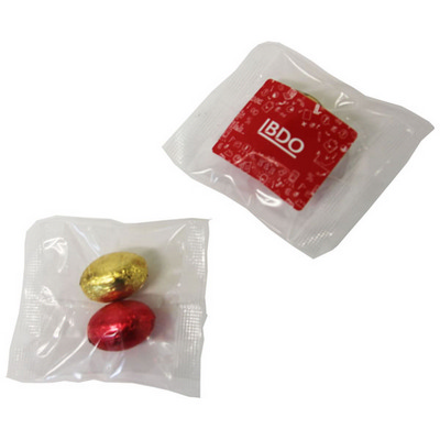 Picture of Mini Solid Easter Eggs in Bag X2 Eggs, 1