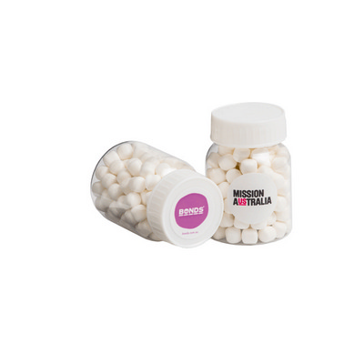 Picture of Baby Jar Filled with Mints 50G