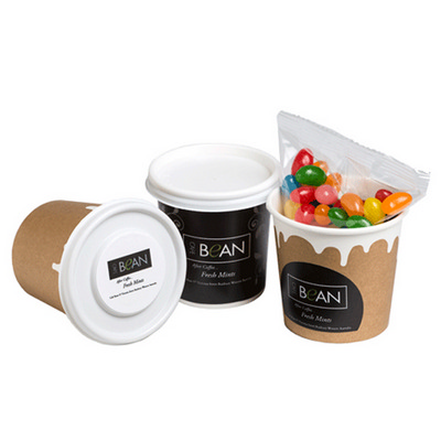 Picture of Coffee Cup Filled with Jelly Beans 50G