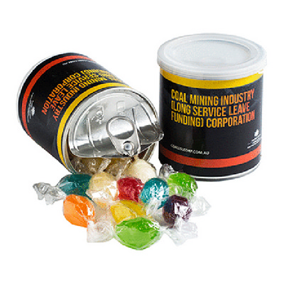 Picture of Boiled Lollies in Pull Can 130G