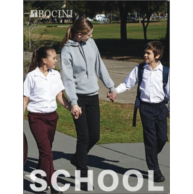 Picture of Boys L/S School Shirt
