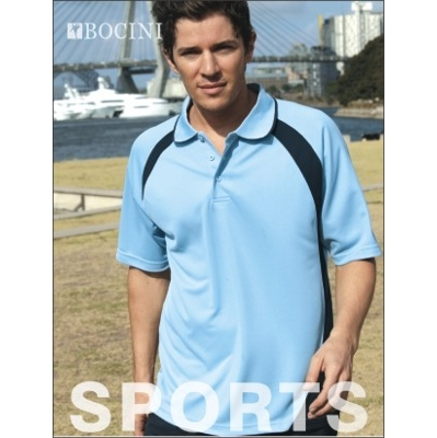 Picture of Unisex Adults Dynamic Polo