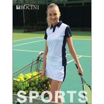 Picture of Ladies Sports Polo