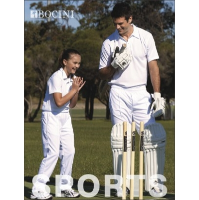 Picture of Unisex Adults Cricket Polo S/S
