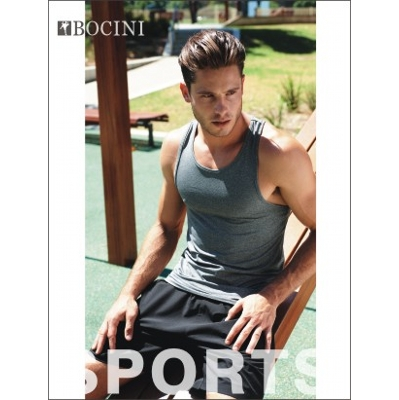 Picture of Mens Woven Running Shorts