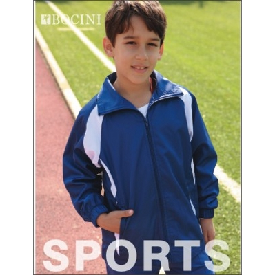 Picture of Kids Training Track Jacket
