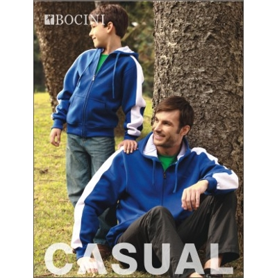 Picture of Unisex Adults Contrast Fleece